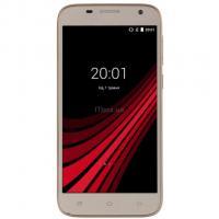 Мобильный телефон Ergo F502 Platinum Gold Фото