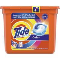 Капсулы для стирки Tide Color 23 шт Фото