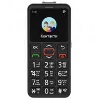 Мобильный телефон 2E T180 Black Фото