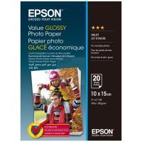 Бумага EPSON 10х15 Value Glossy Photo Фото