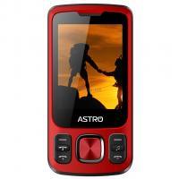 Мобильный телефон Astro A225 Red Фото