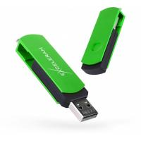 USB флеш накопичувач eXceleram 64GB P2 Series Green/Black USB 2.0 Фото
