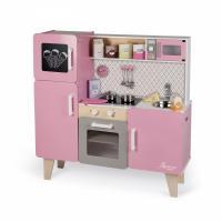 Игровой набор Janod Кухня розовая Фото