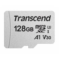 Карта памяти Transcend 128GB microSDXC class 10 UHS-I U3 A1 Фото