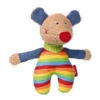 М'яка іграшка Sigikid Мышка 15 см Фото