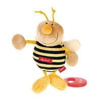 М'яка іграшка Sigikid музыкальная Пчёлка 22 см Фото