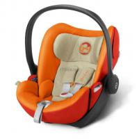 Автокресло Cybex Cloud Q Autumn Gold Фото