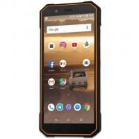 Мобильный телефон Sigma X-treme PQ53 Black-Orange Фото