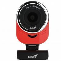 Веб-камера Genius QCam 6000 Full HD Red Фото