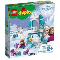 Конструктор LEGO DUPLO Ледяной замок 59 деталей Фото