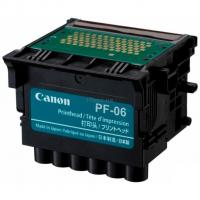 Печатающая головка Canon PF-06 print head Фото