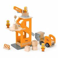 Ігровий набір Viga Toys Строительная площадка Фото