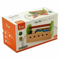 Игровой набор Viga Toys Ящик с инструментами Фото