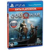 Игра SONY God of War (Хиты PlayStation) [PS4, Russian versio Фото