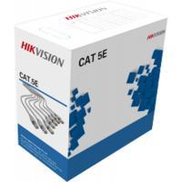 Кабель мережевий HikVision UTP 305м cat.5e, CU, 4*2*0,48мм Фото