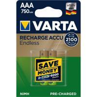 Аккумулятор Varta AAA Rechargeable Accu 750mAh * 2 Фото