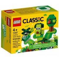 Конструктор LEGO Classic Зелёный набор для конструирования 60 детал Фото