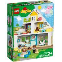 Конструктор LEGO DUPLO Town Модульный игрушечный дом 129 деталей Фото