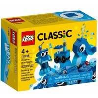 Конструктор LEGO Classic Синий набор для конструирования 52 детали Фото