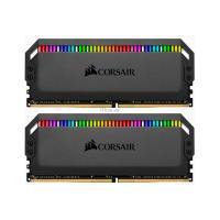 Модуль памяти для компьютера CORSAIR DDR4 32GB (2x16GB) 3000 MHz Dominator Platinum RGB Фото