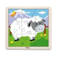 Пазл Viga Toys Овца Фото