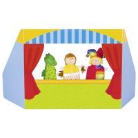 Игровой набор Goki Набор кукол для кукольного театра Фото