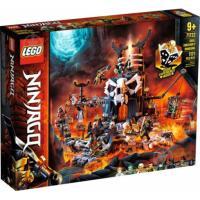 Конструктор LEGO Ninjago Подземелье колдуна-скелета 1171 деталь Фото