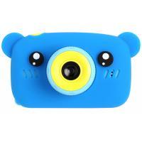 Інтерактивна іграшка XoKo Bear Цифровой детский фотоаппарат голубой Фото