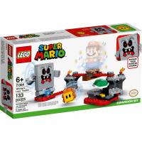 Конструктор LEGO Super Mario Неприятности в крепости Вомпа доп. наб Фото