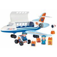 Ігровий набір Ecoiffier Самолет с людьми и грузом Фото