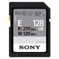 Карта памяти Sony 128GB SDXC class 10 UHS-II U3 V60 Entry Фото