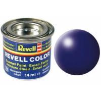 Аксесуари до збірних моделей Revell Краска № 350. Синяя Люфтганза шелково-матовая, 14 Фото