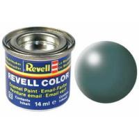 Аксессуары для сборных моделей Revell Краска № 364 Лиственно-зеленая шелково-матовая, 14 Фото