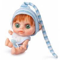 Пупс Berjuan Baby Biggers Castano с запахом ванили 14 см Фото