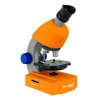Мікроскоп Bresser Junior 40x-640x Orange Base Фото