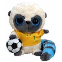 М'яка іграшка Aurora Yoohoo Футболист желтая футболка 12 см Фото