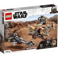 Конструктор LEGO Star Wars Проблемы на Татуине 276 деталей Фото