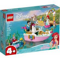 Конструктор LEGO Disney Princess Праздничный лодка Ариэль 114 детал Фото