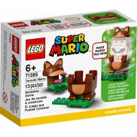 Конструктор LEGO Super Mario Марио-тануки. Бонусный костюм 13 детал Фото
