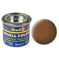 Аксессуары для сборных моделей Revell Краска эмалевая 82. Темная земля матовая. 14 мл Фото