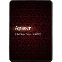 "Накопичувач SSD Apacer 2.5"" 128GB AS350X Фото"