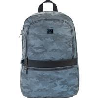 Рюкзак шкільний GoPack Сity 170-2 серый Фото