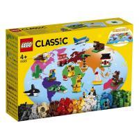 Конструктор LEGO Classic Вокруг света 950 деталей Фото