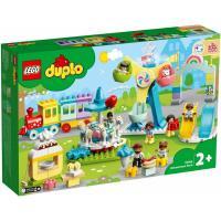 Конструктор LEGO Duplo Парк развлечений 95 деталей Фото