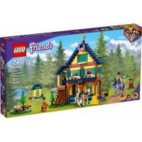 Конструктор LEGO Friends Лесной клуб верховой езды 511 деталей Фото