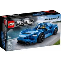 Конструктор LEGO Speed Champions McLaren Elva 263 детали Фото