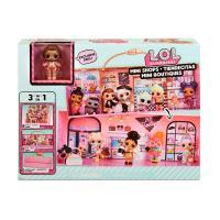 Ігровий набір L.O.L. Surprise! Маленькие магазинчики 3-в-1 Фото