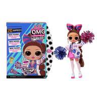Лялька L.O.L. Surprise! O.M.G. Sports Doll - Леди-Чирлидер с аксессуарами Фото