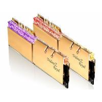 Модуль памяти для компьютера G.Skill DDR4 16GB (2x8GB) 3600 MHz Trident Z Royal Gold Фото