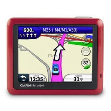Автомобильный навигатор Garmin Nuvi 1245 - фото 1